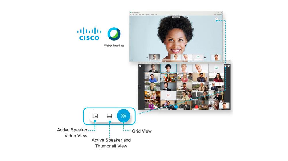 Piattaforma di collaboration cisco webex