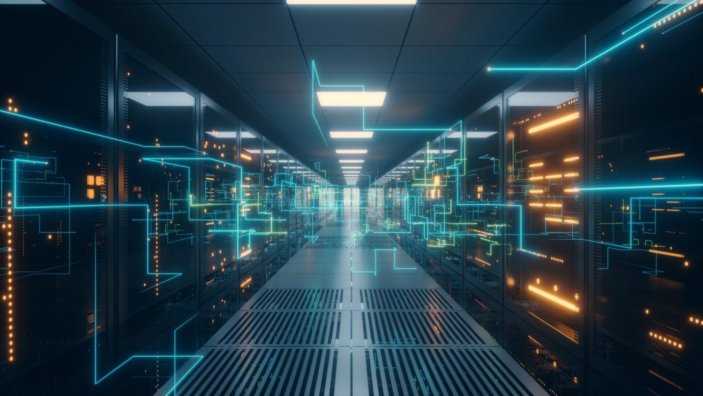 digital-information-travels-through-fiber-optic-cables-through-network-data-servers-glass-panels-server-room-data-center (1)-min